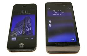 BlackBerry Z10 vs iPhone 5 Does BB10 stand a chance Geek