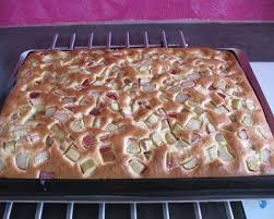 dessert aux fruits rapide recette gâteau express aux fruits facile rapide