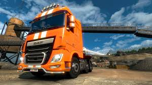 SCS Software's Blog: Euro Truck Simulator 2 - 1.14 DAF Update Is Live!