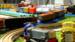Thomas And Friends Tidmouth Sheds Trackmaster by Trackmaster Rc Thomas Test Run And Demonstration After Repair