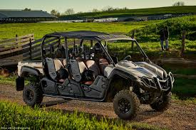 2018 Yamaha Viking VI EPS Side-by-Side Six Passenger UTV For Sale ...