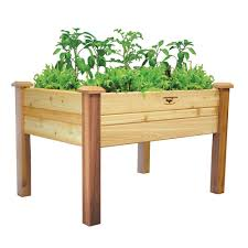 Greenland Gardener Raised Bed Garden Kit by Raised Garden Beds Garden Center The Home Depot