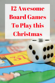 What Is Christmas Without A Few Board Games Around The Table With Family Here
