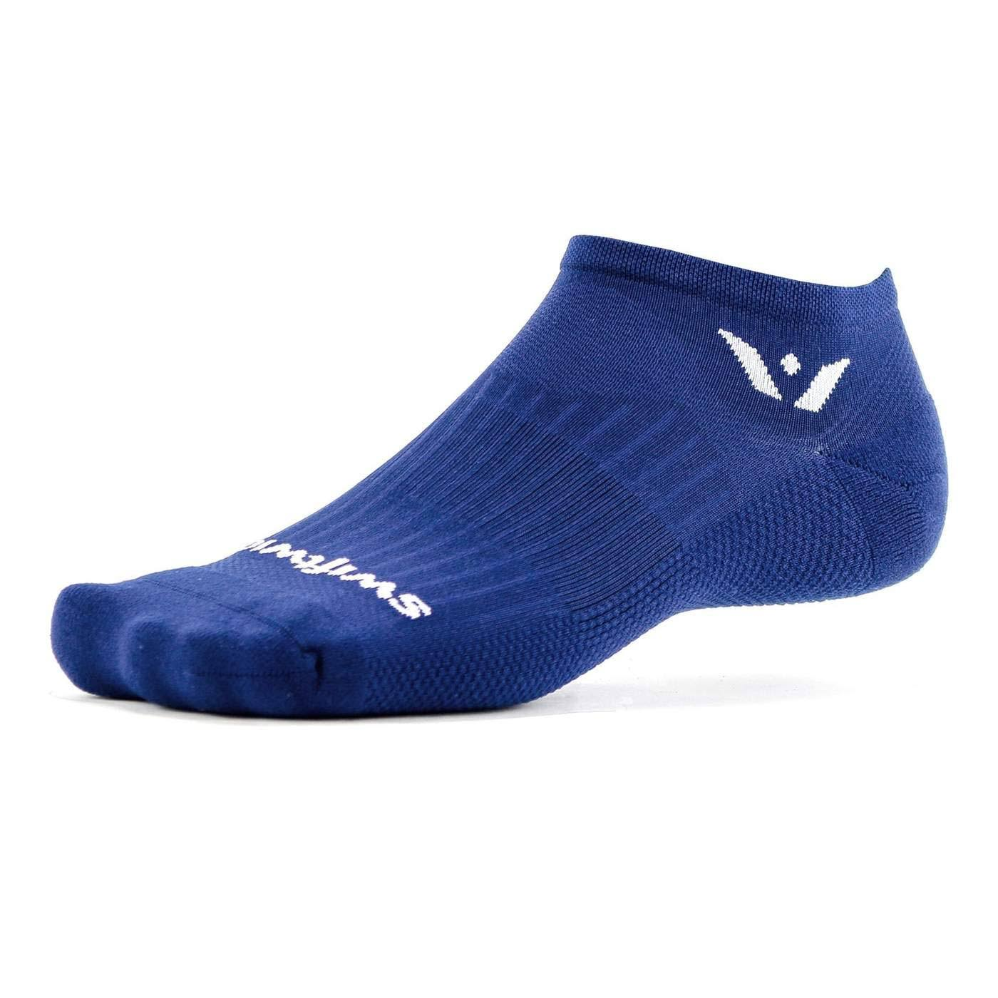 Swiftwick Aspire Zero - Navy - Medium