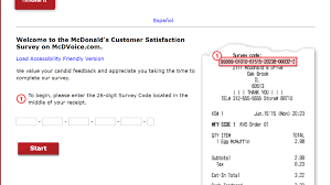 McDvoice McDonald's Survey @ Www.Mcdvoice.com - Free BOGO Coupon Mcdvoicecom Customer Survey 2019 And Coupon Code Mcdonalds Survey Coupon Chick Fil A Receipt Code September 2018 Discounts Kroger Coupons On Card Actual Store Deals Mcdvoice Free Sandwich Offer Mcdvoicecom Wonderfull Mcdvoice Rules Business Personalized Mcdvoice Ways To Complete It Procedures And Tips Mcdvoice Mcdonalds At Wwwmcdvoicecom Online For Surveys The Go 28 Images How To Get Free Wwwmcdvoicecom Sasfaction Coupon Www Com 7 Days Mcdvoice