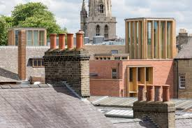 100 Tdo Architects TV Presenter George Clarke And TDO Unveil Terrace Of Prefabricated