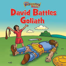 The Beginners Bible David Battles Goliath 9780310740810