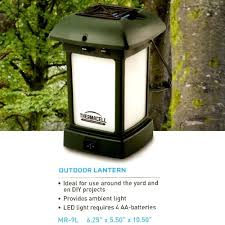 Thermacell Mosquito Repellent Patio Lantern Amazon by Thermacell Outdoor Mosquito Repellent Lantern Northline Express