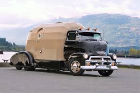 1954 Chevy Cab-Over Is The Ultimate In Living Quarters - Hot Rod Network