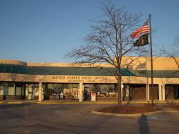 Algonquin Illinois Post fice East Branch — Post fice Freak