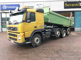 Volvo FH 480 8x2 - Tipper Trucks - Transportation - Suvanto Trucks Plus