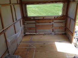 Rebuild Ideas Of Vintage Camper Interior Remodel Rhcom Amazing Rv Travel Trailer Remodels You Need