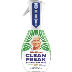 Mr Clean Clean Freak Cleaner, with Original Gain Scent - 16 fl oz