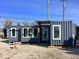 100 Container Shipping Houses Oregon Business This Business Owner Builds Homes Out Of