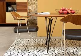 table a manger habitat el table x habitat éclectique salle à manger par