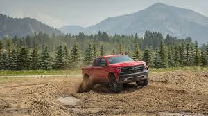 100 We Rode In Trucks 2019 Chevrolet Silverado First Drive Risky Business
