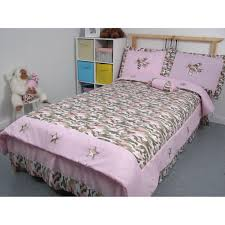 Little Mermaid Bed Set by Inspiration Pink Camo Bedding Twin Perfect Furniture Home Design