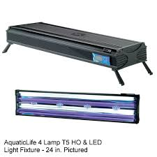 choosing new aquarium lighting for your tank