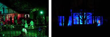 Solar Halloween Pathway Lights by Spooktacular Led Halloween Lights Superbrightleds Com