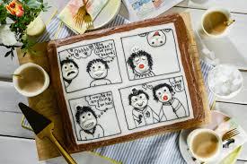 comic kuchen