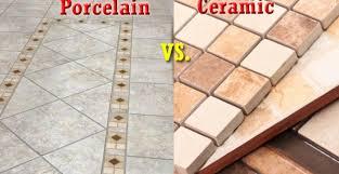 choosing between porcelain tiles and ceramic tiles porcelanik
