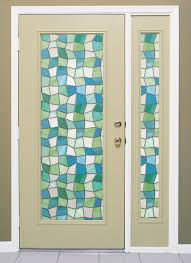 Artscape Decorative Window Film by Lowes Window Film Side Panel Curtains For Doors Sidelight Window