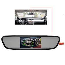 100 Best Backup Camera For Trucks EinCar HD Waterproof Parking System TFT LCD Car Monitors Kits Car