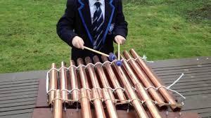 100 Home Made Xylophone Tubular Teaching Music Made