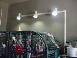 in wall mount track light lighting design ideas
