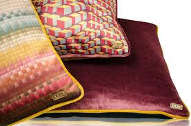 casa padrino wohnzimmer deko kissen 3er set mehrfarbig luxus kollektion