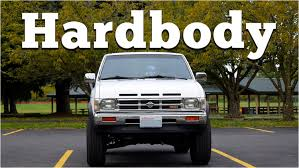 Regular Car Reviews: 1991 Nissan D21 Hardbody - YouTube