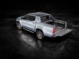 100 Mercedes 6 Wheel Truck Brings AWD V XClass To Geneva The Drive