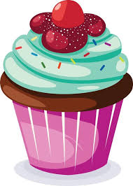 1220 best Cupcake Clip Art images on Pinterest