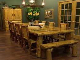 Emejing Country Style Dining Room Table Gallery