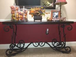 Pier One Sofa Table by Pier 1 Quentin Console Table Decorated For Fall With Our Faux Fall