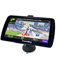 100 Best Trucking Gps Amazoncom TruckWay GPS Pro Series Black Edition Truck GPS 7