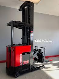 100 Raymond Reach Truck 20772 EASIR40TT 300 Coronado Equipment Sales