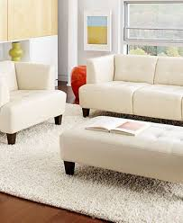 alessia leather sofa living room furniture collection living