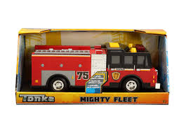 Buy Tonka Mighty Fleet 13 Inch Fire Department Pumper Truck 88 ... Funrise Tonka Classics Steel Mighty Fire Truck Buy Online At The Nile Fleet Light Sounds Assorted 40436 Kidstuff Toys Online From Fishpdconz Motorised Tow 3 Years Costco Uk Amazoncom Motorized Defense Fire Truck W Lights Fishpondcomau Ep044 4k Pumper A Deadpewpie Toy Shopswell Motorized Target Australia Mighty Fire Truck Play Vehicles Compare Prices Nextag With Lights And Hyper Red Best Gifts For Kids Obssed