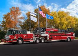 100 Custom Truck Anchorage Fire Department Aerial