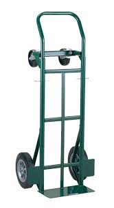 100 Harper Hand Truck S 700 Lb Capacity Glfilled Nylon Convertible