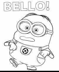 Bello Colouring Book Print Friendly
