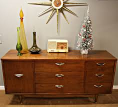 Johnson Carper 6 Drawer Dresser by Vintage Mid Century Modern Suburbia 9 Drawer Dresser Mid Century