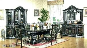 Italian Dining Set Furniture Room Remarkable Sets Fabulous Table