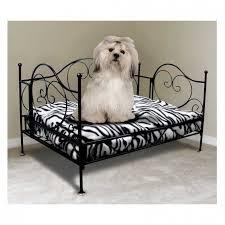 Luxury Metal Frame Pet Bed
