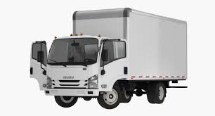 Box Truck Isuzu Npr 3D - TurboSquid 1234825