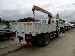 100 Boom Truck Homan H3 6 Wheeler 32 Tons 42 130hp Euro IV Quezon