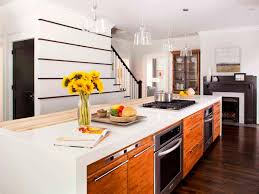 Kitchen Island With Cooktop And Seating Contemporary Kitchen Island With Cooktop Oven Bar Seating