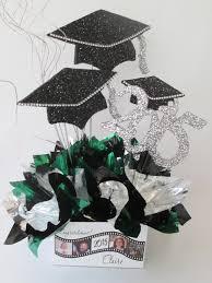 Graduation Decorations 2015 Diy by Graduation Table Centerpiece Silver Glitter By Californiaconfetti