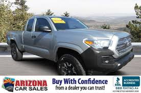 100 Trucks Only Phoenix Az Certified PreOwned 2017 Toyota Tacoma SR5 Extended Cab Pickup In